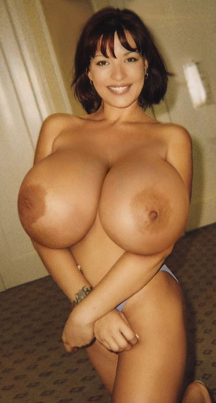 Milf With Massive Boobies