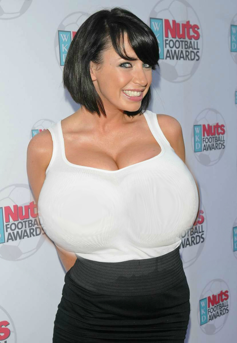 Glamour Big Breast Expansion