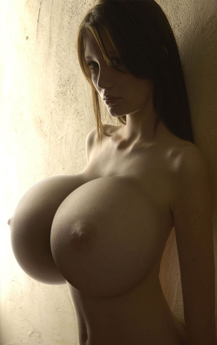 Unknown Model Babe With Big Fake Tits Naked-1469