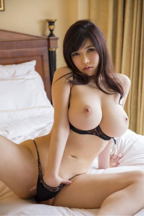 Big Titty Asian Babe Teasing for Cock