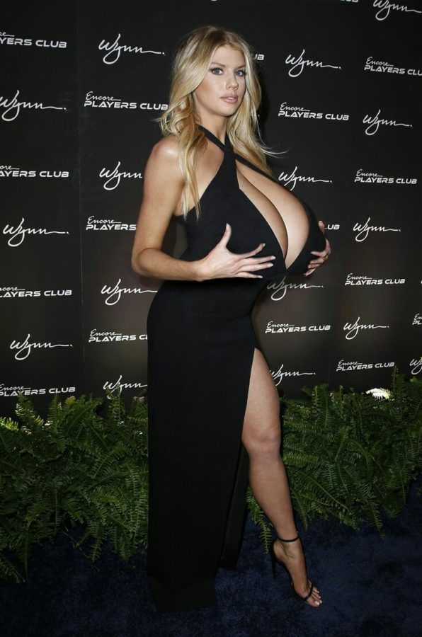 glamour celeb in tight dress big tits expansion