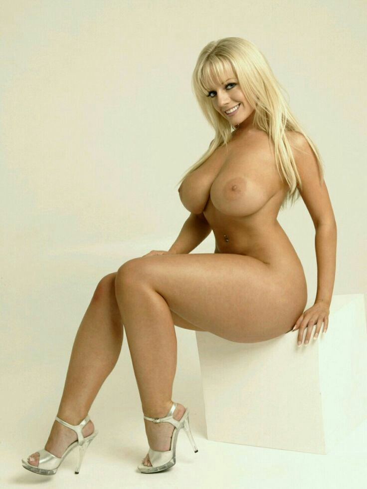 Thick Curvy Blonde Milf