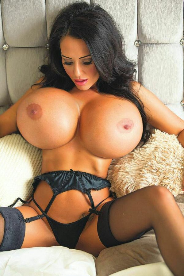 Porn Star having her Big Tits Expansioned to Huge XXL sized ...