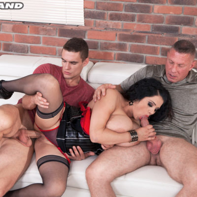 Natasha Sweet in Threesome Fun