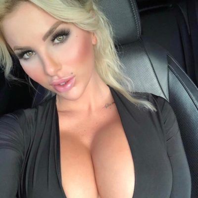 Big Breasted Blonde drive course