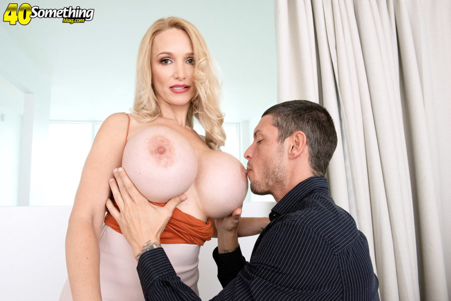 Hot Mom Seduces Sons Friend