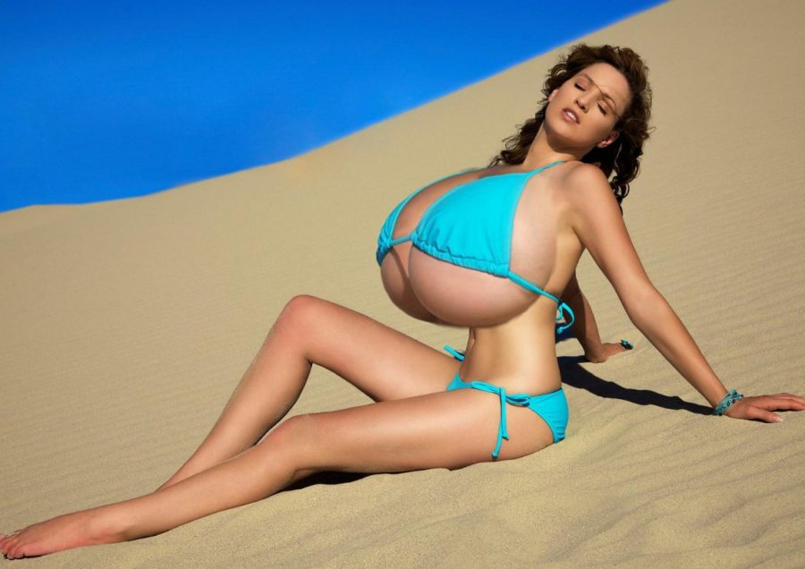 jordan carver giant breast expansion picture