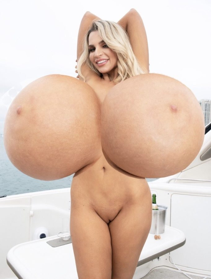 extreme large tits morph picture