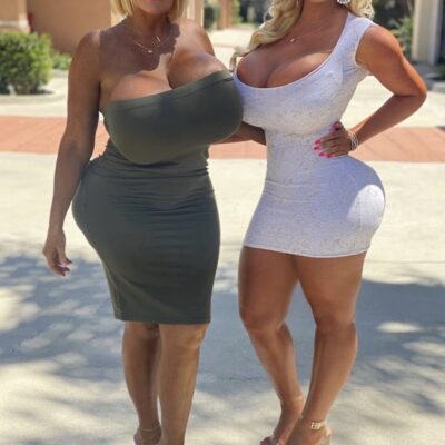Allegra Cole and Haley Layne